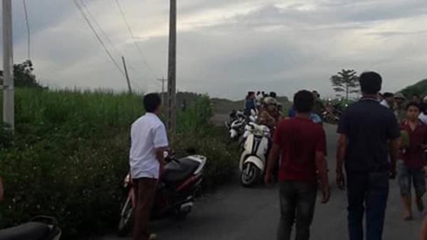 Tai nạn lao động kinh hoàng: Cột bê tông đổ va chạm với đường điện 35kv khiến 4 người t.ử vong tại chỗ