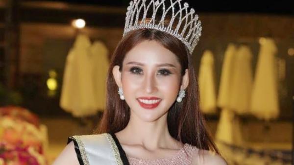 HOT: Dù bị chơi xấu, cô gái mồ côi ở miền Tây trở thành Hoa hậu Châu Á thế giới 2018