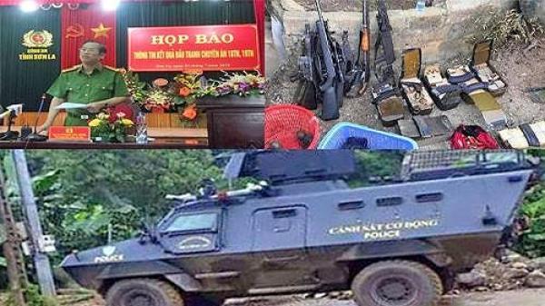 Vụ đánh sập thủ phủ ma túy Lóng Luông: Những bí mật lần đầu công bố