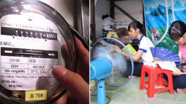 CHÍNH THỨC: Nếu chủ nhà trọ thu CAO HƠN 2.300 đồng/số điện sẽ bị xử phạt chục triệu đồng