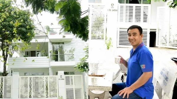 Mướt mắt ngắm biệt thự triệu đô xanh ngợp toàn hoa quả của MC Quyền Linh, như một nông thôn thu nhỏ