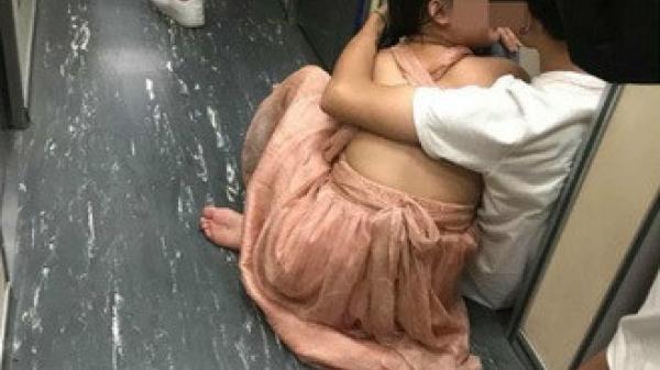 """CHOÁNG: Với những hình ảnh đáng xấu hổ của cặp đôi người Việt """"mây mưa"""" trên tàu ở Đài Loan"""