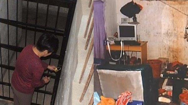 CHẤN ĐỘNG: Đột nhập căn hầm của thanh niên thú tính, chôn sống bạn gái dưới hầm bê tông 8 tháng trời
