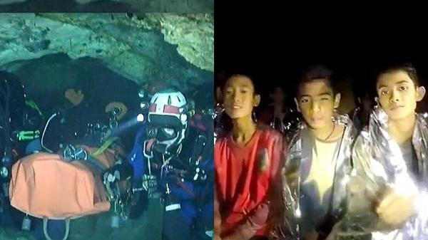 Tiết lộ bất ngờ: Lý do thợ lặn chọn cứu 4 em khỏe nhất ra trước, các em yếu vẫn phải đợi cứu sau