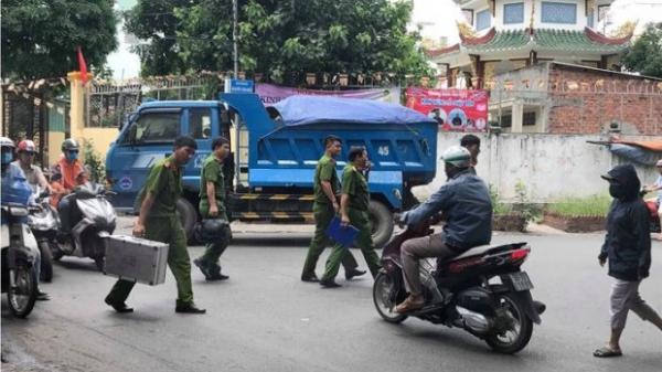 Điều tra nghi án nam thanh niên bắn gục 1 cô gái An Giang, rút dao đâm người yêu rồi uống thuốc sâu tự tử