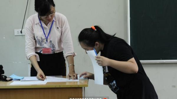 Vụ điểm thi THPT cao bất thường: Đã xác định được thủ phạm sửa điểm