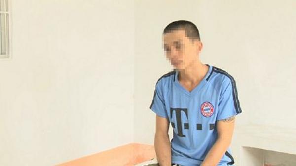 Vĩnh Long: Bắt NÓNG đối tượng mang theo người 9 bịch ma túy