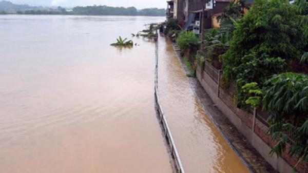 Nóng: Tin lũ khẩn cấp trên các sông