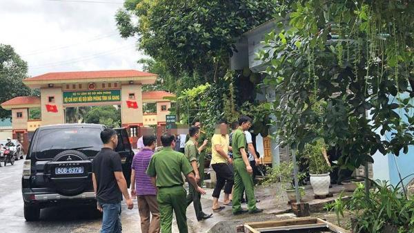 Tin nóng: Đang khám nhà ông Vũ Trọng Lương - người nâng điểm hơn 300 bài thi THPT Quốc gia 2018