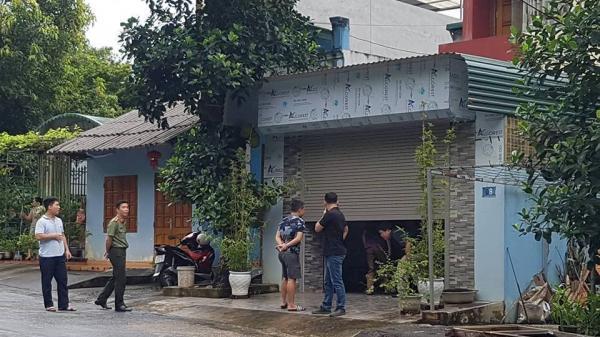 Hình ảnh khám nhà người sửa điểm thi ở Hà Giang- Vũ Trọng Lương