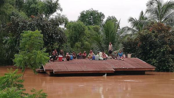 Khi nào nước từ vụ vỡ đập thủy điện Lào về tới Việt Nam?