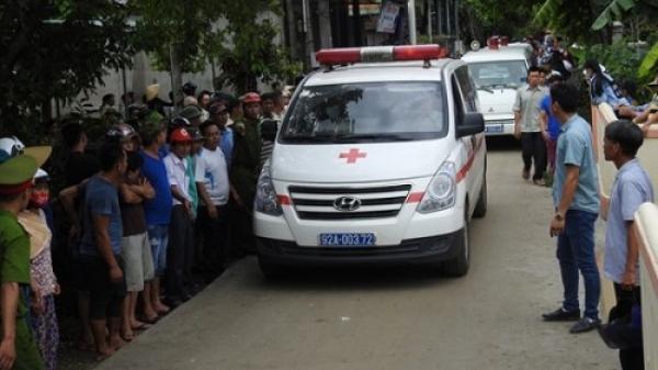 Vụ tai nạn chết 13 người khi đưa dâu: Không khí tang thương bao trùm làng quê nghèo