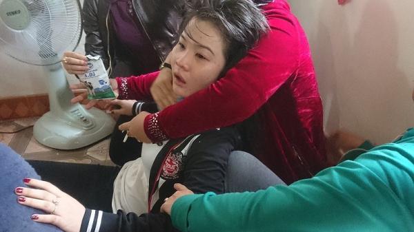 Tai nạn thảm khốc, 13 người chết: Cô dâu khóc cạn nước mắt bên linh cữu chồng