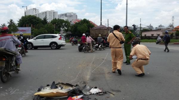 Miền Tây: Tai nạn giao thông nghiêm trọng khiến 2 người thương vong