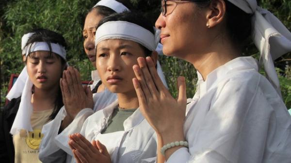 Vụ xe rước dâu gặp đại nạn: Tiễn đưa vợ chồng nạn nhân đầu tiên về đất mẹ