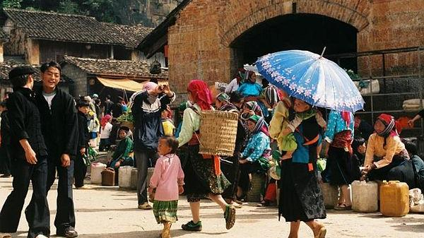 Đi Chợ Lùi: Nét văn hóa độc đáo của người dân Hà Giang