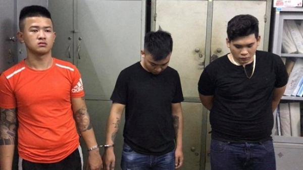 Bắt giữ khẩn cấp 2 nhóm thanh niên mang theo súng, bom xăng hỗn chiến trên cầu