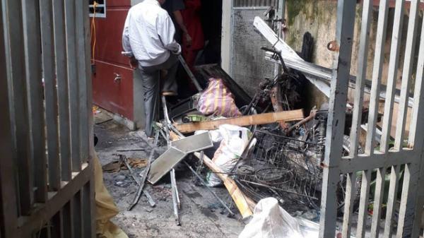 Kinh hoàng: Con rể phóng hỏa, truy sát cả nhà vợ cũ