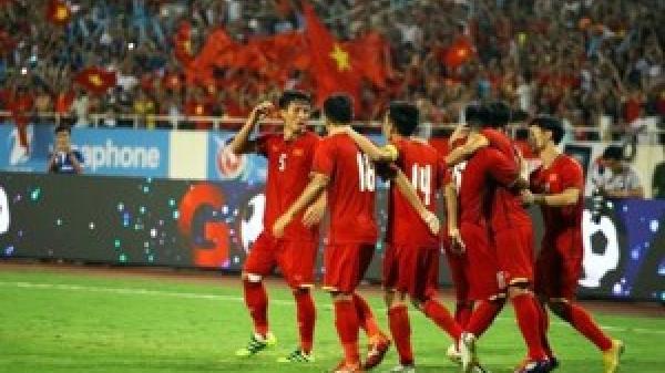 Danh sách chính thức 20 cầu thủ dự Asiad 2018: Văn Lâm ngậm ngùi ở lại