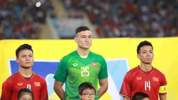 Cầu thủ Đặng Văn Lâm viết tâm thư sau khi lỡ hẹn ASIAD 18