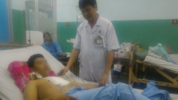 Hậu Giang: Mâu thuẫn với đồng nghiệp lúc ăn nhậu, 1 thợ hồ bị đâm thủng tim