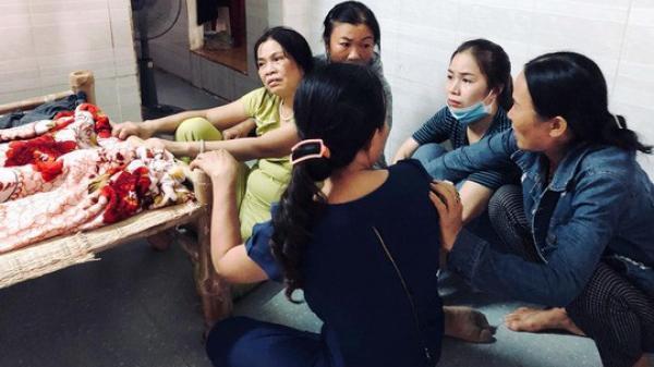Sản phụ mang thai 14 tuần tử vong bất thường khi phẫu thuật, người nhà lao vào bao vây bệnh viện