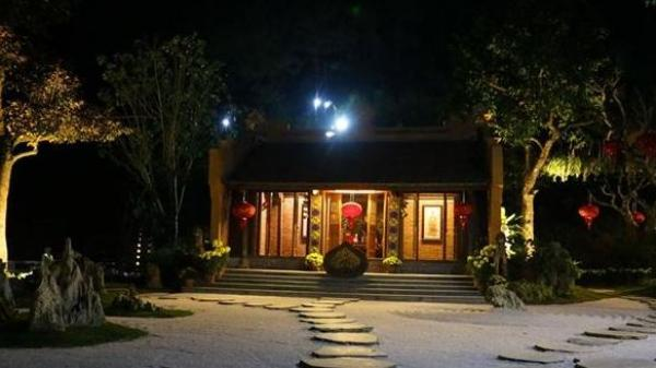 Không xa Thái Bình, có ngôi chùa đẹp như trong phim, đang 'hot' nhất miền Bắc mà Tết dương lịch này bạn nên đến