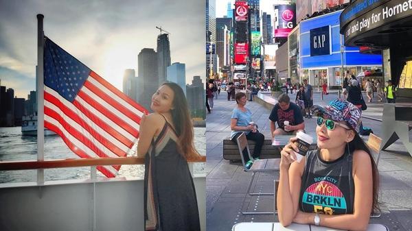 Quên chuyện du lịch Mỹ chỉ vài chục triệu đi, chuyến đi 18 ngày hết 233 triệu của cô gái này sẽ khiến bạn nghĩ lại