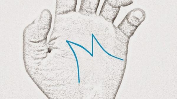 Người có đường chỉ tay chữ M có gì đặc biệt? Quen được người có đường chỉ tay chữ M nhất định phải trân trọng!