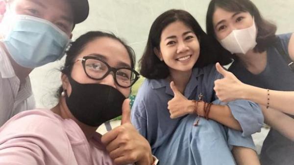 Ốc Thanh Vân công bố số tiền cực khủng mà mình vận động được cho diễn viên Mai Phương