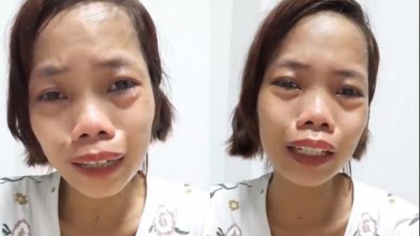 """Bị miệt thị """"xấu xúc phạm người nhìn"""", người mẹ đơn thân bán hàng online kiếm tiền nuôi con bật khóc nức nở ngay trên livestream"""