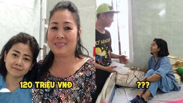 Đông đảo sao Việt và khán giả hỗ trợ Mai Phương: Số tiền ủng hộ đã lên đến gần 1 tỷ