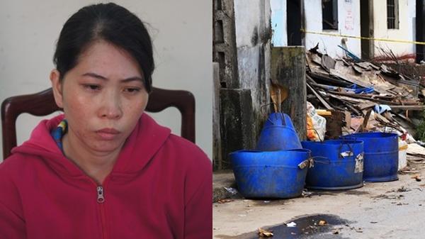 Công an tiết lộ chi tiết rợn người vụ vợ ch.ặt đầu chồng:Thi thể nạn nhân chưa tìm thấy