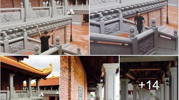 Ngây ngất với vẻ đẹp của Thiền viện Trúc Lâm tựa trốn bồng lai tiên cảnh ở Miền Tây