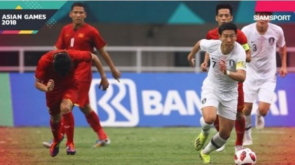 Thất bại cay đắng trước đối thủ Hàn Quốc, Việt Nam bất ngờ bị báo chí Thái Lan đánh giá thế này đây
