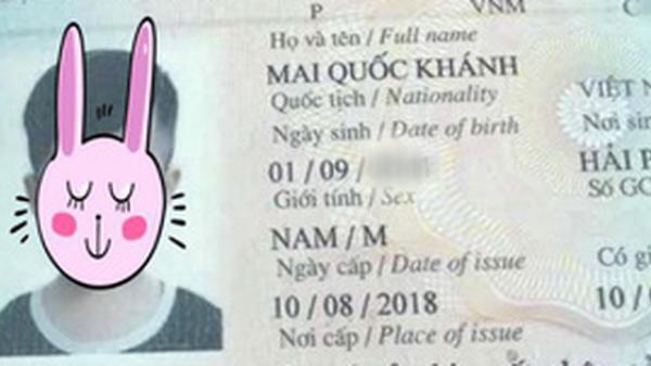 Cậu bé sinh ngày 1/9 có tên Mai Quốc Khánh bất ngờ nổi như cồn trên MXH