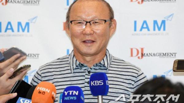 Vừa về Hàn Quốc, HLV Park Hang-seo phát biểu bất ngờ về hợp đồng dẫn dắt đội tuyển Việt Nam