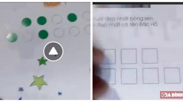 Phụ huynh nổi điên vì con chỉ 'đọc' được trong ô vuông, tam giác, không biết đánh vần chữ cái