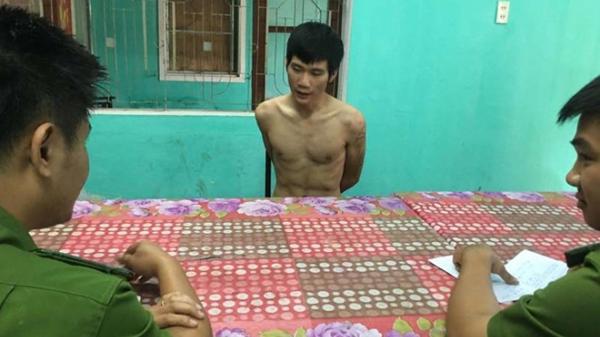Khống chế kẻ ngáo đá quê Thái Nguyên xông vào nhà dân đòi đập phá tài sản