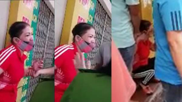 Nóng: Nữ quái bán ma túy gào khóc xin đeo khẩu trang khi bị bắt để... đỡ xấu hổ