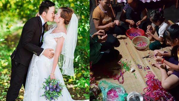 Cận kề ngày cưới, cô dâu 61 tiết lộ: Phòng tân hôn đẹp như phòng công chúa