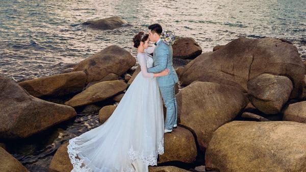 Ảnh cưới lãng mạn của Hoa hậu Đại dương Đặng Thu Thảo với chồng doanh nhân An Giang thực hiện trong vòng 12 tháng