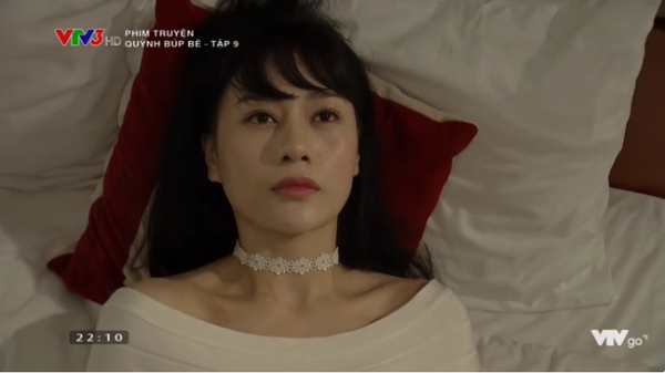 """Thấy Quỳnh Búp Bê """"lên giường"""" với ông Cấn, khán giả liền quay sang chê đạo diễn làm Quỳnh... mất giá"""