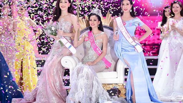 Vừa mới đăng quang Hoa hậu Việt Nam, CĐM bất ngờ đồng loạt lên tiếng về người đẹp Trần Tiểu Vy