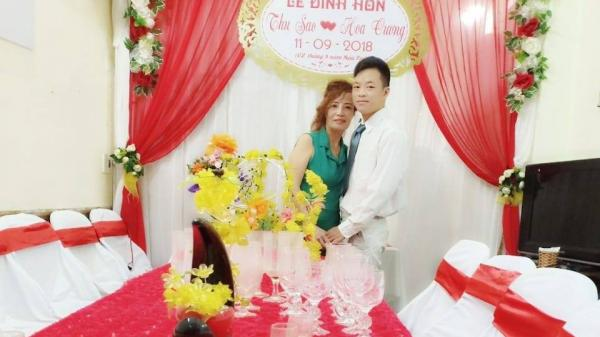 Chat với cô dâu 61 tuổi lấy chồng 26 tuổi trước giờ vu quy