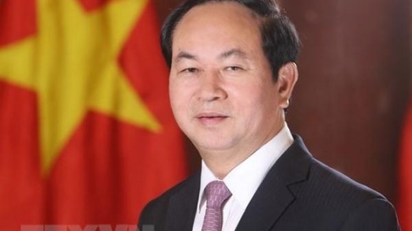 TIN BUỒN: Chủ tịch nước Trần Đại Quang đã từ trần