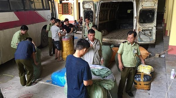 Lạng Sơn: Bắt hơn 1.500 sản phẩm mỹ phẩm do Trung Quốc sản xuất