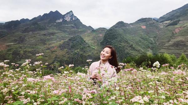 """CLIP HOT: Lễ hội Hoa tam giác mạch """"bung lụa"""" vào ngày mai rồi và đây là thông tin thời tiết cùng hình ảnh trực tiếp từ Hà Giang"""