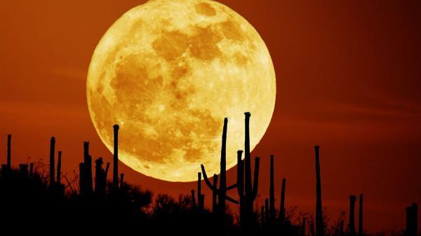 Mặt trăng tiến gần về trái đất, Siêu trăng lớn nhất năm sẽ xuất hiện vào cuối tuần này