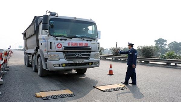 Hải Dương: Lập tổ kiểm tra lưu động xử lý xe quá tải